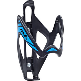 Red Cycling Products Top Bottle Cage schwarz/blau